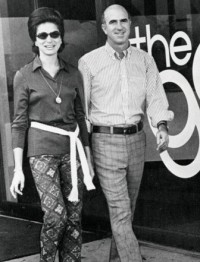 Doris and Don Fisher - Gap's CEO
