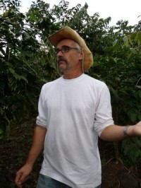 Joachim Oster from Athena of Hawaii Kona Coffee