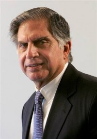 Ratan Tata - Tata Group's CEO