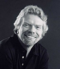 Richard Branson - Virgin's CEO